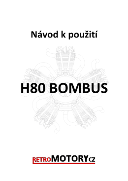 Návod H80