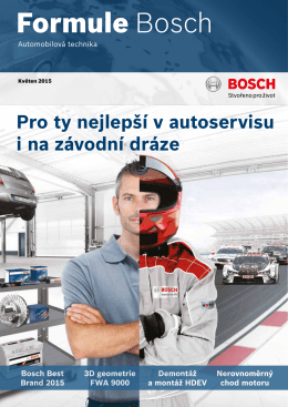 Formule Bosch 1/2015