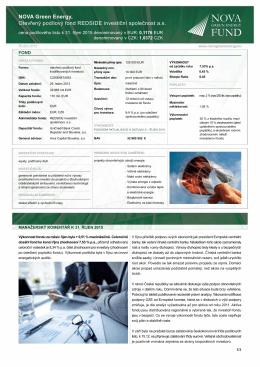 NGEF - Investiční příležitost - Říjen