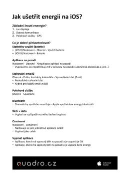 pdf soubor :: šetření baterie na iOS