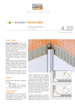 Schlüter®-DILEX-HKU - Schlüter