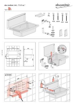 ř 8 mm - Koupelny SEN