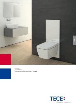 TECElux seznam sortimentu 2015 (PDF 2 MB)