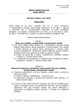 příloha 2 - Česká Skalice