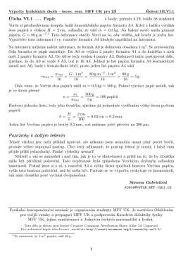 Výfuk, III.VI.1 Papír