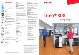 Ineo+ 308 CZ