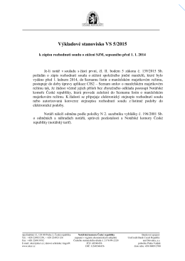 Hlavičkový papír NKČR email