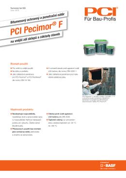 PCI Pecimor® F