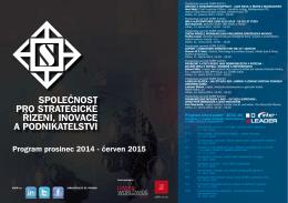 Program prosinec 2014