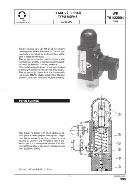 USPH4 - Q-hydraulika