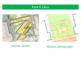 Park k Lánu