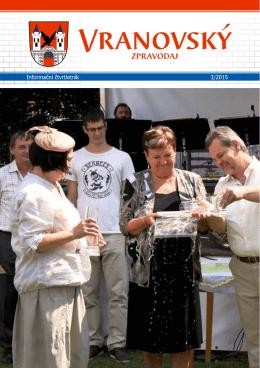 Vranovský - Městys Vranov nad Dyjí