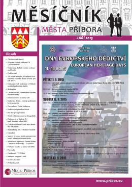 092015 - Město Příbor