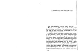 Z. M. Kuděj: Když táhne silná čtyřka (1930)