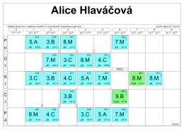 Alice Hlaváčová