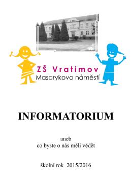 Informatorium 2015-16