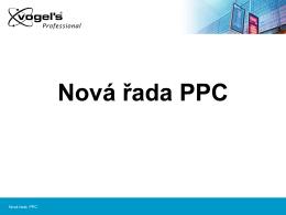 Nová řada PPC