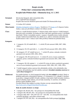 rozpis ve formátu pdf