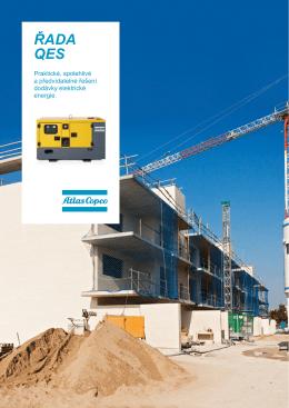 ŘADA QES - Atlas Copco