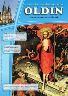 Oldin - Arcibiskupství olomoucké