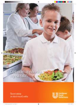 PDF - Unilever Food Solutions