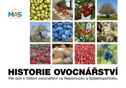 Pár slov k historii ovocnářství na Nepomucku a Spálenopoříčsku