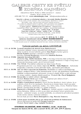 Program Listopad 2015 formát PDF