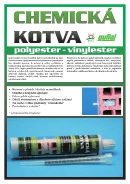 polyester - vinylester