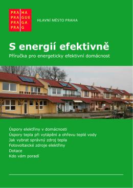 S energií efektivně - Portál životního prostředí hlavního města Prahy