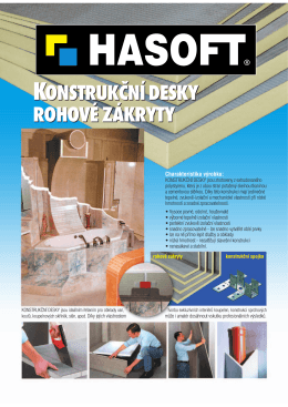 konstrukční desky
