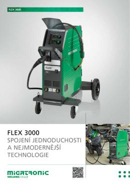 FLEX 3000 - Migatronic
