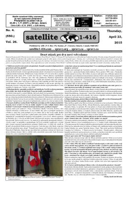Číslo 4/2015 v PDF - Satellite 1-416