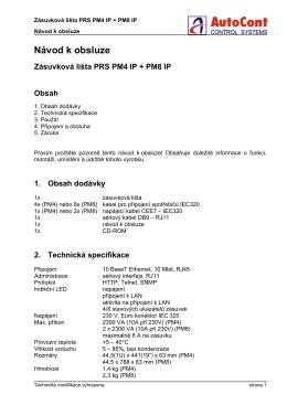 PRS PM IP - AbcLinuxu.cz