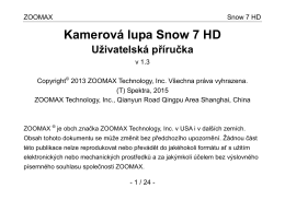 ZOOMAX Snow 7 HD