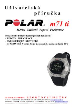 Polar M71ti