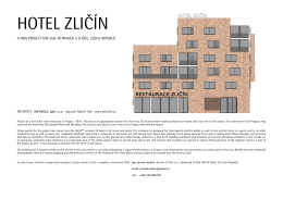 a new project for sale in prague 5 zli!ín, czech republic