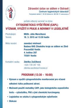 zde - Zdravotní ústav se sídlem v Ostravě