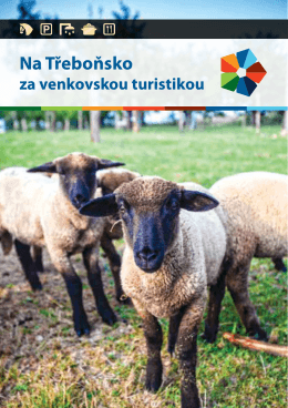 Na Třeboňsko za venkovskou turistikou