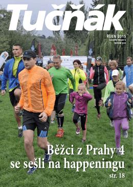 V rádiovém orientačním běhu se zástupci Prahy 4 neztratili