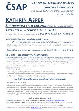 15 asper workshop mimo ČSAP