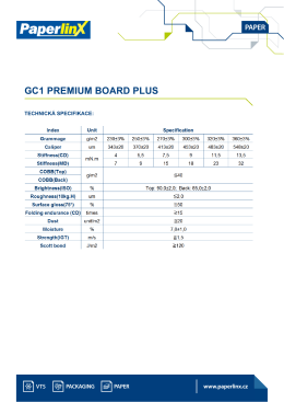 GC1 PREMIUM BOARD PLUS