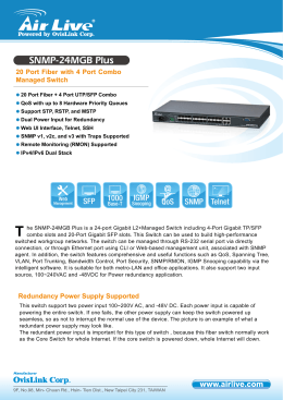 SNMP-24MGB Plus