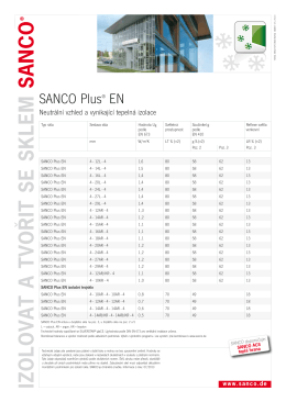 SANCO Plus EN