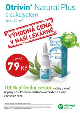 Otrivin® Natural Plus
