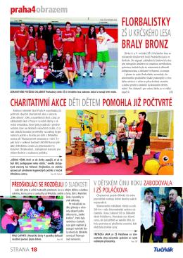 Časopis Tučňák únor-2015