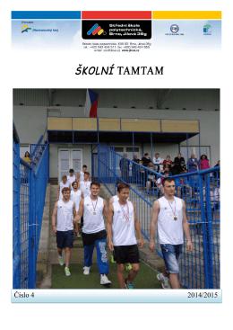 ŠKOLNÍ TAMTAM - Střední škola polytechnická