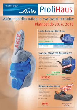 letak_jaro2015 - Eshop Linde ProfiHaus České Budějovice
