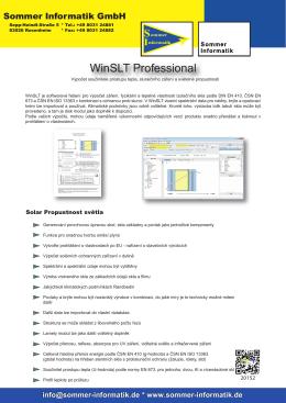 WinSLT Professional