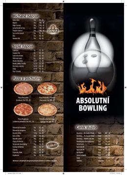 Barové menu