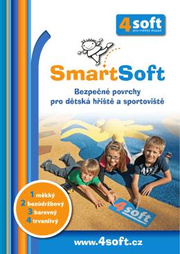 Katalog SmartSoft - Povrchy pro bazény